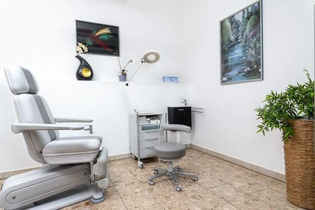 Behandlungsraum - Podologische Praxis Stockinger in Landshut